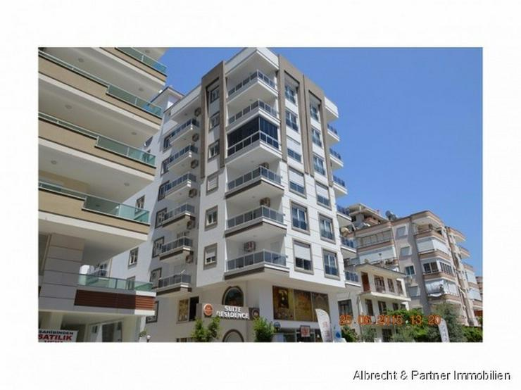 Möbelierte Wohnung in Strandnähe zu Verkaufen Alanya/Mahmutlar