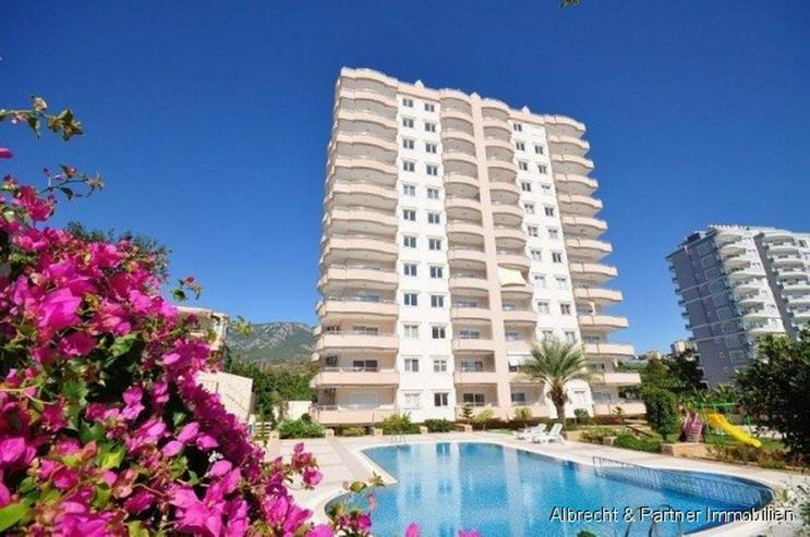 Voll möbellierte Wohnung in Alanya/Mahmutlar - Wohnung kaufen - Bild 1