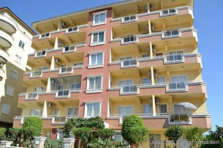 Wohnung in Alanya/Mahmutlar direkte Strandnähe !!!
