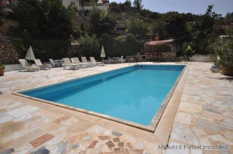 Bild 6: Möbelierte Villa (Doppelhaushälfte) in Kargicak/Alanya zu verkaufen
