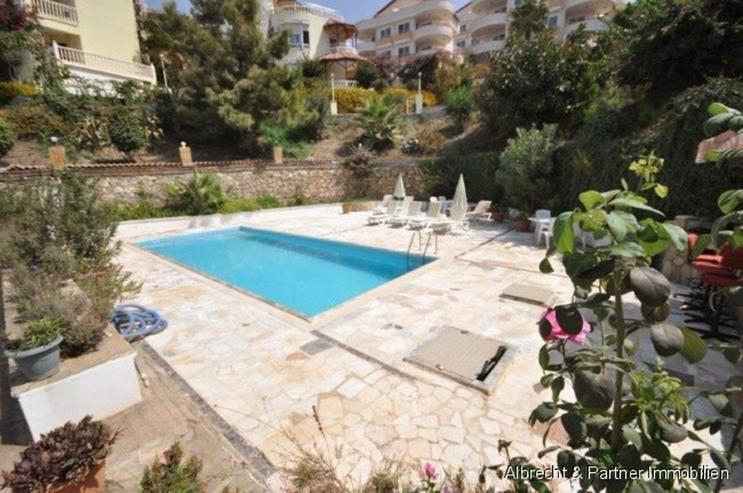 Bild 3: Möbelierte Villa (Doppelhaushälfte) in Kargicak/Alanya zu verkaufen