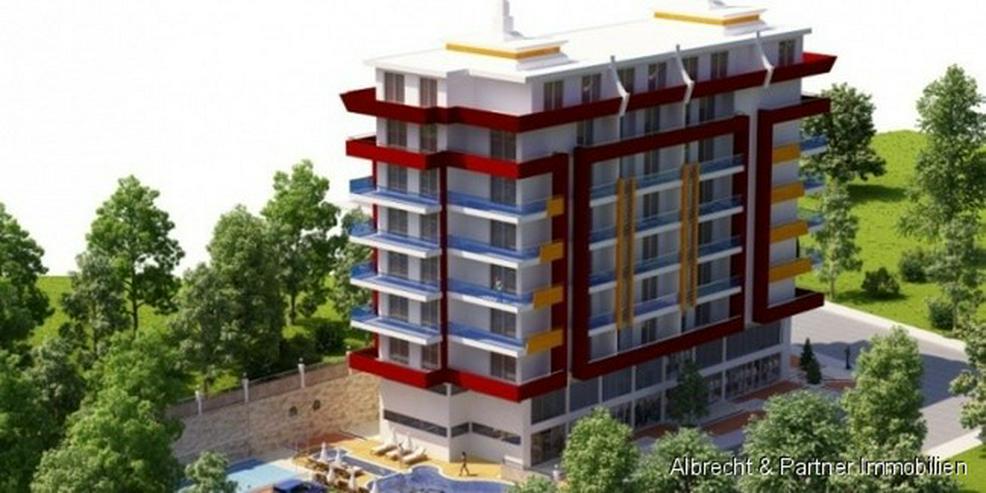 Mahmutlar/Alanya voll möbellierte wohnung zu verkaufen - Wohnung kaufen - Bild 1
