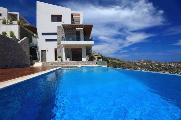 Schöne einzigartige Villa in Griechenland