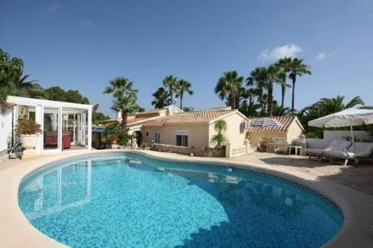 Bild 2: Villa mit Pool und Whirlpool in La Sella