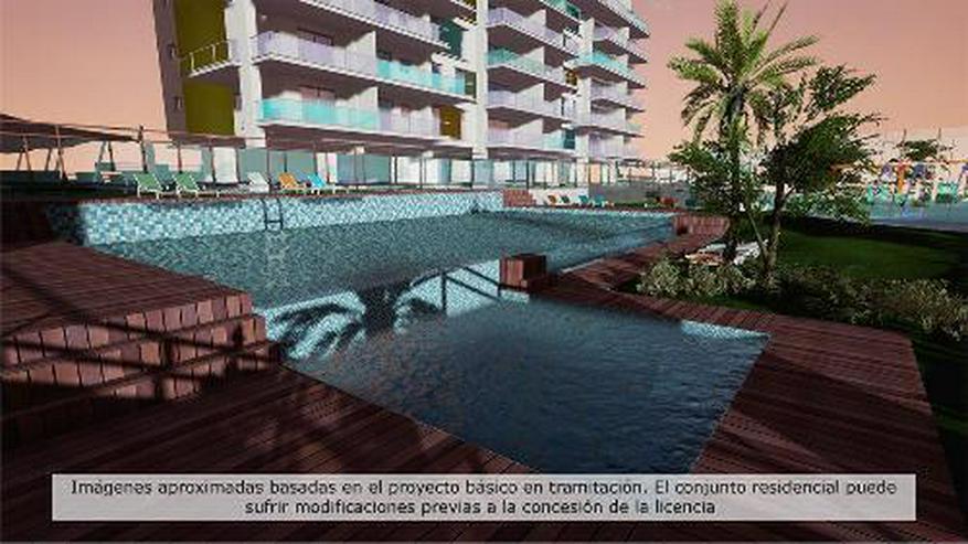 Moderne 4-Zimmer-Appartements in Strandnähe in San Juan