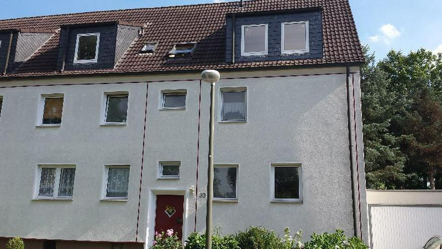 Gemütliche Dachgeschosswohnung in Marl-Brassert mit Loggia, Garten und Garage
