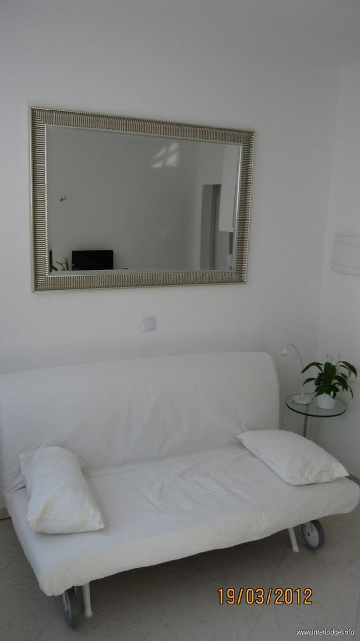 Bild 2: INTERLODGE Modern möbliertes, sehr helles Apartment in Düsseldorf-Flingern