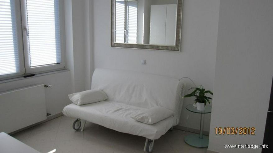 INTERLODGE Modern möbliertes, sehr helles Apartment in Düsseldorf-Flingern