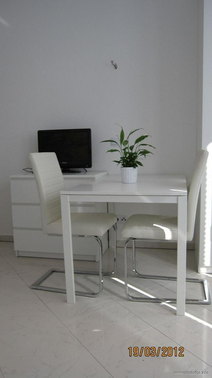 Bild 6: INTERLODGE Modern möbliertes, sehr helles Apartment in Düsseldorf-Flingern