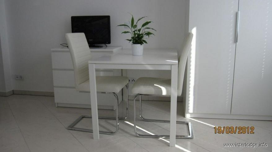 Bild 5: INTERLODGE Modern möbliertes, sehr helles Apartment in Düsseldorf-Flingern