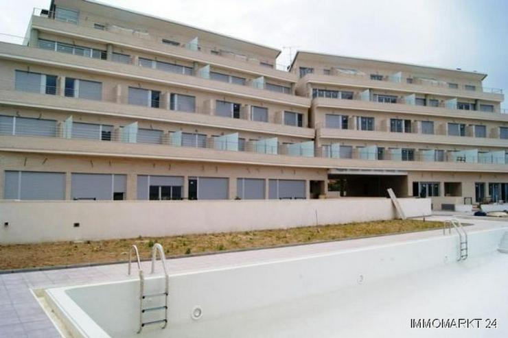 Maisonette-Wohnung in erster Meerlinie
