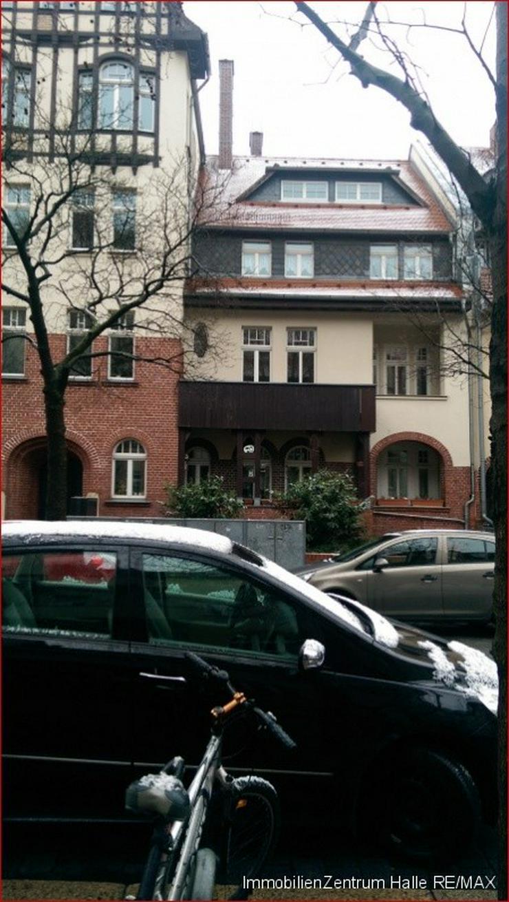 TOP! Kuschelige 2-Raum Dachgeschosswohnung zwischen Giebichenstein/ Paulusviertel !!! - Bild 1