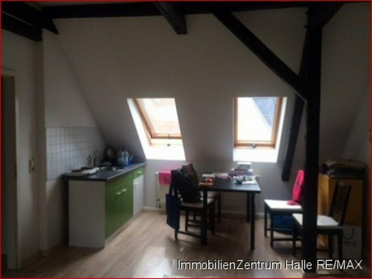 Bild 4: TOP! Kuschelige 2-Raum Dachgeschosswohnung zwischen Giebichenstein/ Paulusviertel !!!