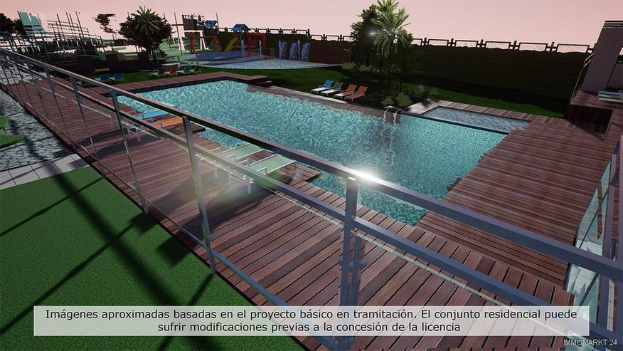 Bild 2: Moderne 4-Zimmer-Appartements in Strandnähe in San Juan