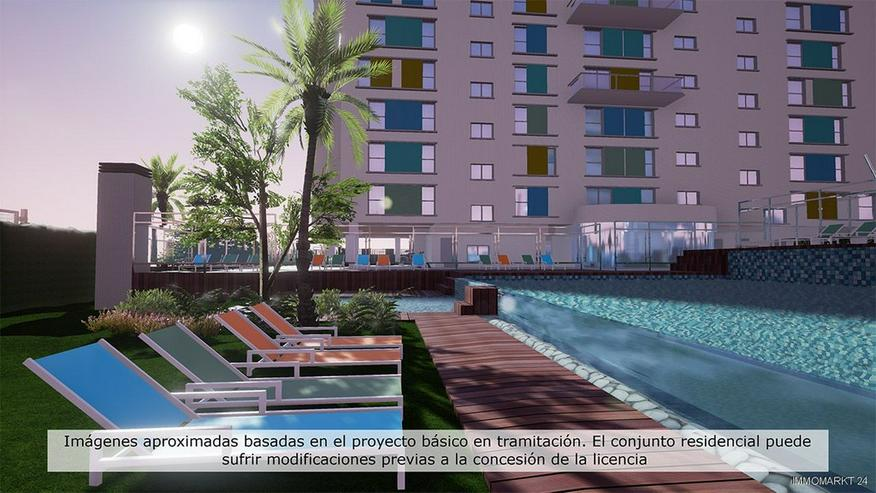 Bild 4: Moderne 4-Zimmer-Appartements in Strandnähe in San Juan