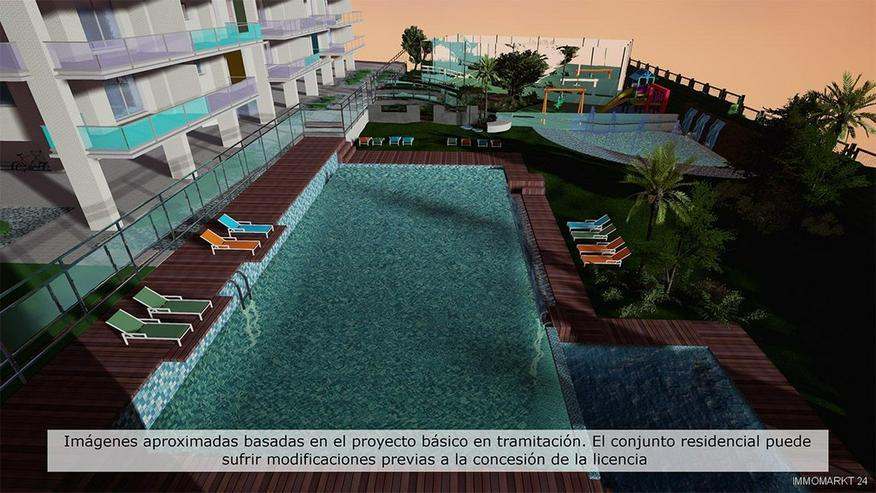 Bild 3: Moderne 4-Zimmer-Appartements in Strandnähe in San Juan