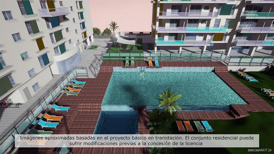 Moderne 3-Zimmer-Appartements in Strandnähe in San Juan - Wohnung kaufen - Bild 1