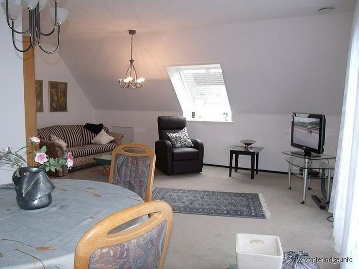INTERLODGE Komfortabel eingerichtete Wohnung in gepflegter Ein-Zweifamilienhaussiedlung in... - Wohnen auf Zeit - Bild 1