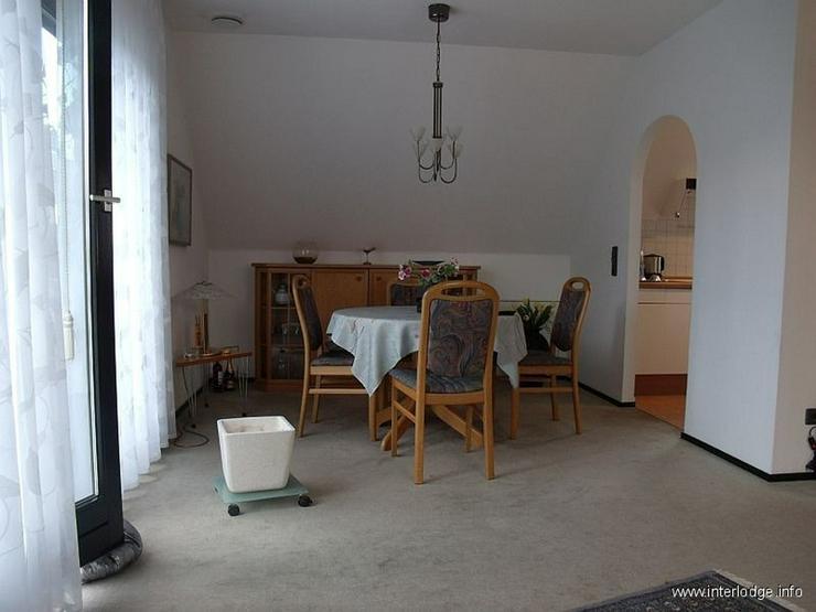 Bild 3: INTERLODGE Komfortabel eingerichtete Wohnung in gepflegter Ein-Zweifamilienhaussiedlung in...