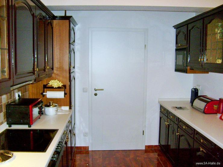Bild 3: Hier wird selten verkauft!!! -im Speicherhaus mit Saale-Panorama-Blick