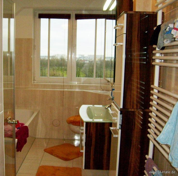 Bild 5: Hier wird selten verkauft!!! -im Speicherhaus mit Saale-Panorama-Blick