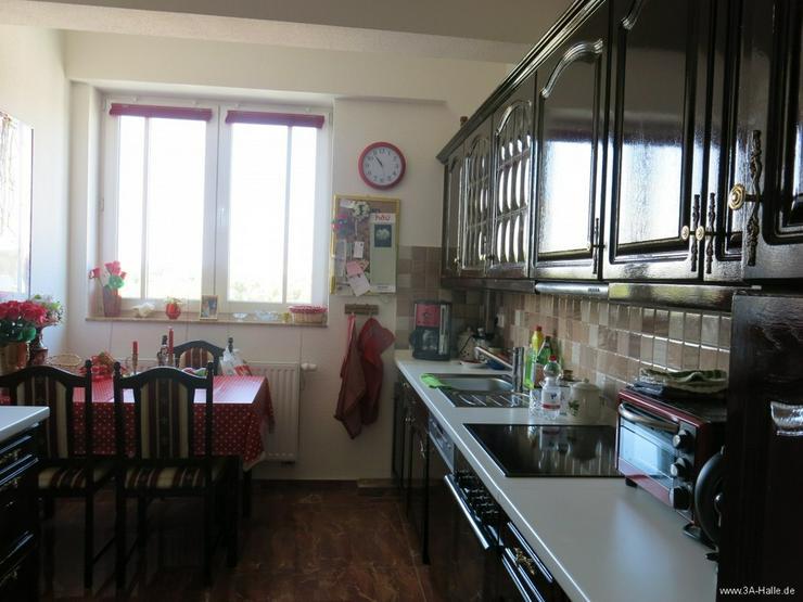 Bild 2: Hier wird selten verkauft!!! -im Speicherhaus mit Saale-Panorama-Blick