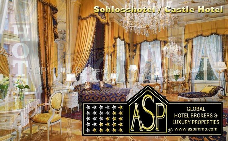 Luxuriöses renoviertes 4-Sterne-Superior Schlosshotel in der Eiffel zu kaufen - Gewerbeimmobilie kaufen - Bild 1