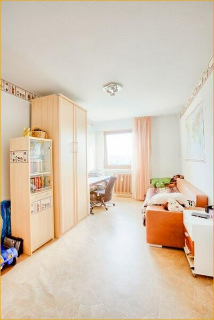Bild 6: S-Mönchfeld: 3-Zimmer-Wohnung + Balkon + Stellplatz