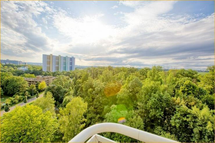 S-Mönchfeld: 3-Zimmer-Wohnung + Balkon + Stellplatz