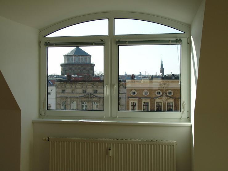 Super-Dachgeschoss nahe Kollwitz-Platz! Einzug kurzfristig möglich!