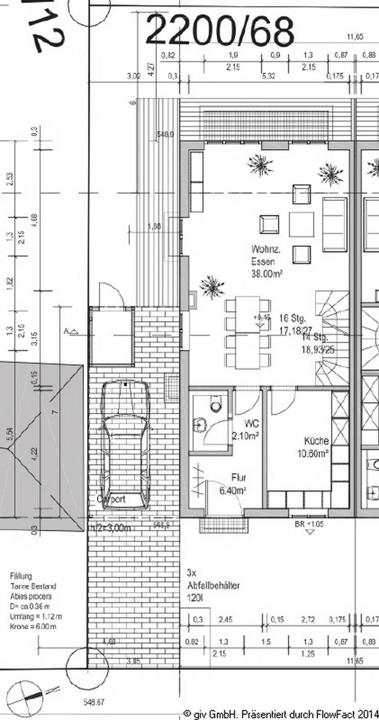 Bild 5: Neubau-Doppelhaushälfte in ruhiger Lage Waldperlachs / Bezug: 2016