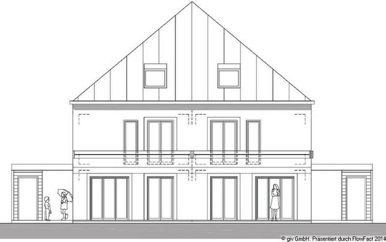 Bild 4: Neubau-Doppelhaushälfte in ruhiger Lage Waldperlachs / Bezug: 2016