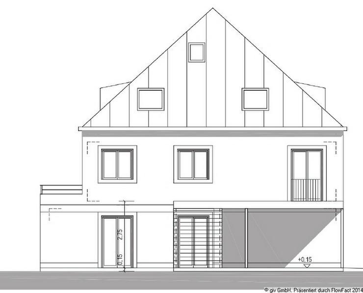 Bild 2: Neubau-Doppelhaushälfte in ruhiger Lage Waldperlachs / Bezug: 2016