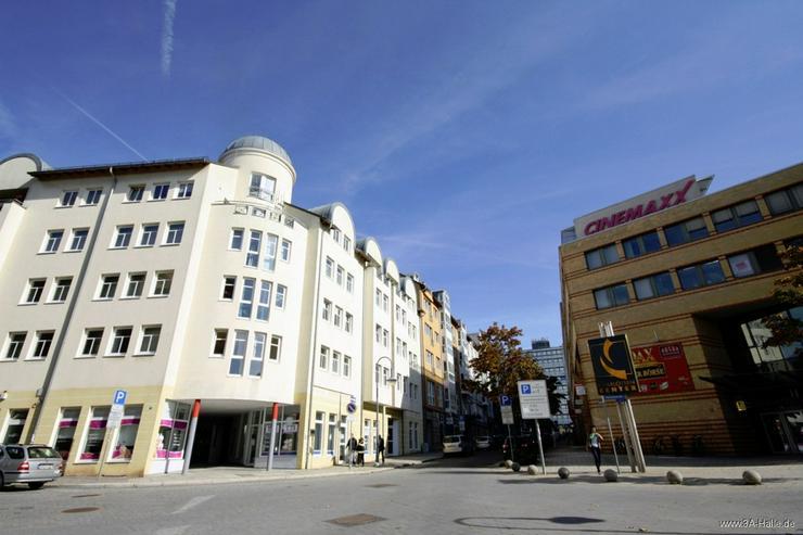 Bürofläche im Zentrum von Halle - Charlottenstraße - Gewerbeimmobilie mieten - Bild 1