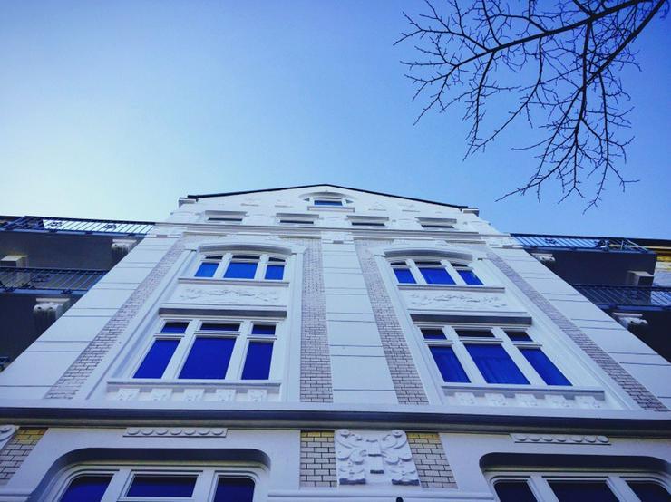 Kapitalanleger! Eimsbüttel! 2 Zimmer Wohnung im wunderschönen Jugendstil-Stadthaus in be... - Bild 1