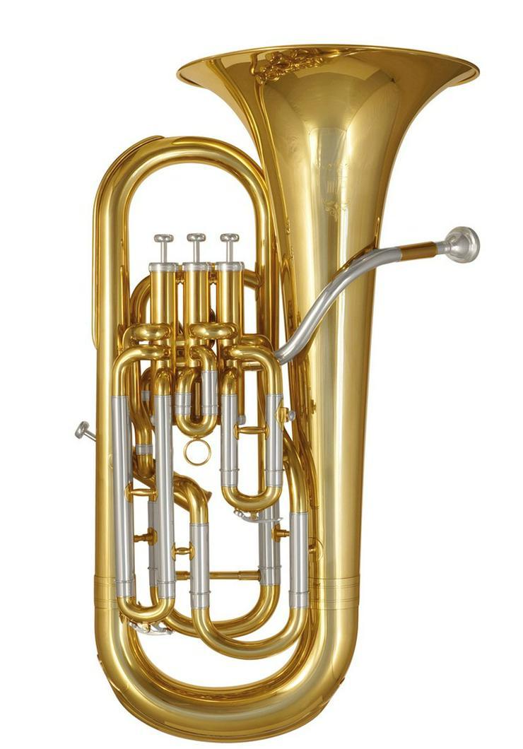 Kompensiertes Custom - Euphonium, 4 Ventile - Blasinstrumente - Bild 1