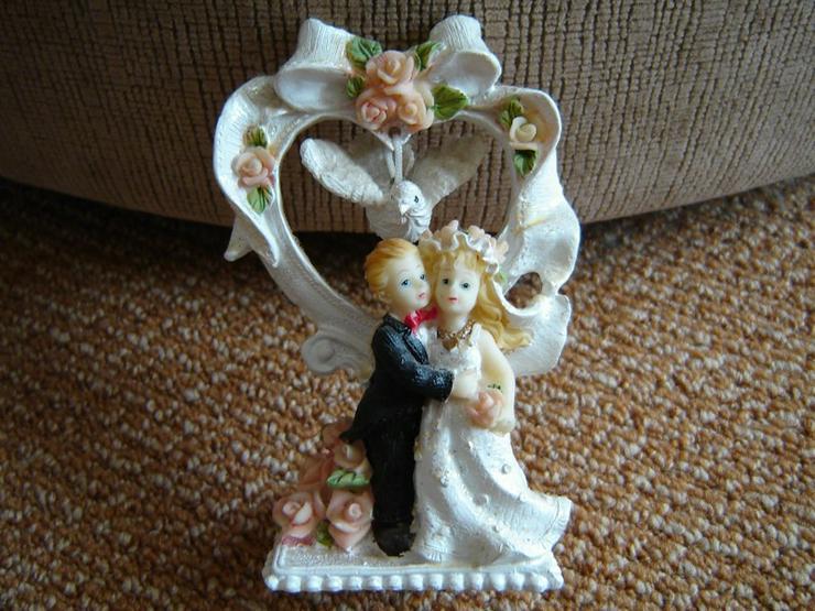 Porzellan-Figur Hochzeitspaar
