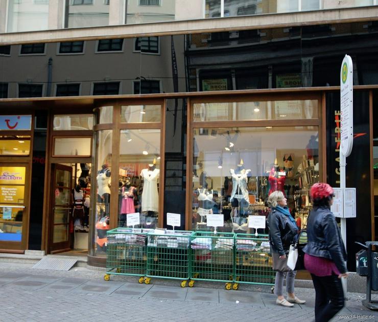 Bild 2: 1-A Ladenfläche in der Großen Ulrichstraße