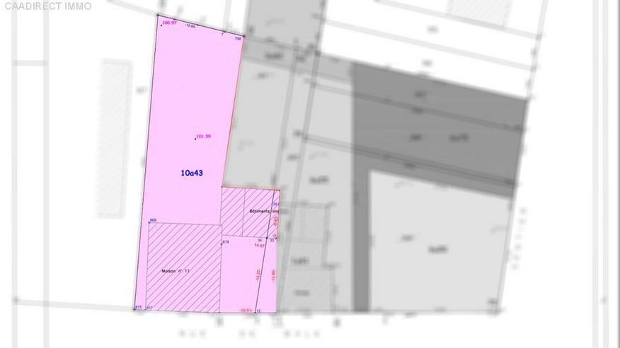Bild 6: Bauernhaus im Dorfkern mit Nebengebäude u. Umschwung im Elsass - 18 km v/Basel 20 km v/We...