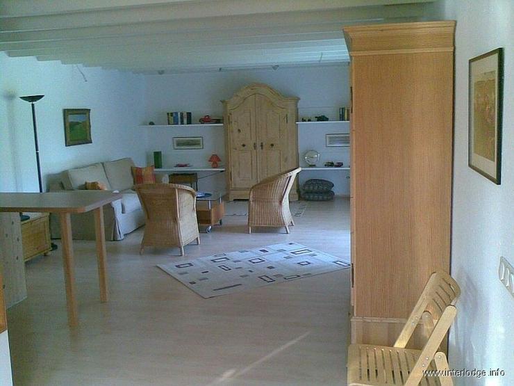 INTERLODGE Modern möbliertes Apartment mit Terrasse in Mettmann - Wohnen auf Zeit - Bild 1