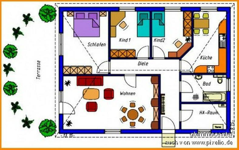 Bild 6: VIER Neubauvorhaben * mit Wohnsiegel * ALLES ist hier möglich