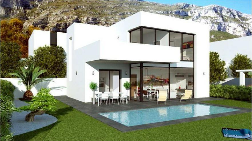 Bild 10: **Lebe deinen Traum** GRUNDSTUECK IN SAN JOAN, z.B. 143,5 m² Einfamilienhaus mit Pool