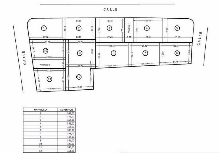 Bild 7: **Lebe deinen Traum** GRUNDSTUECK IN SAN JOAN, z.B. 143,5 m² Einfamilienhaus mit Pool