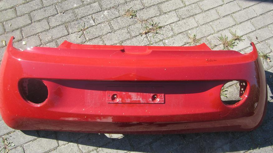 Opel Adam  6  Stosstangen hinten/vorne