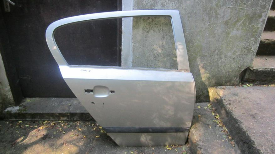 Tür hinten Opel Astra H