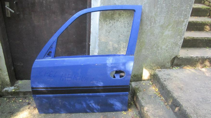 4 Türen Opel Meriva A
