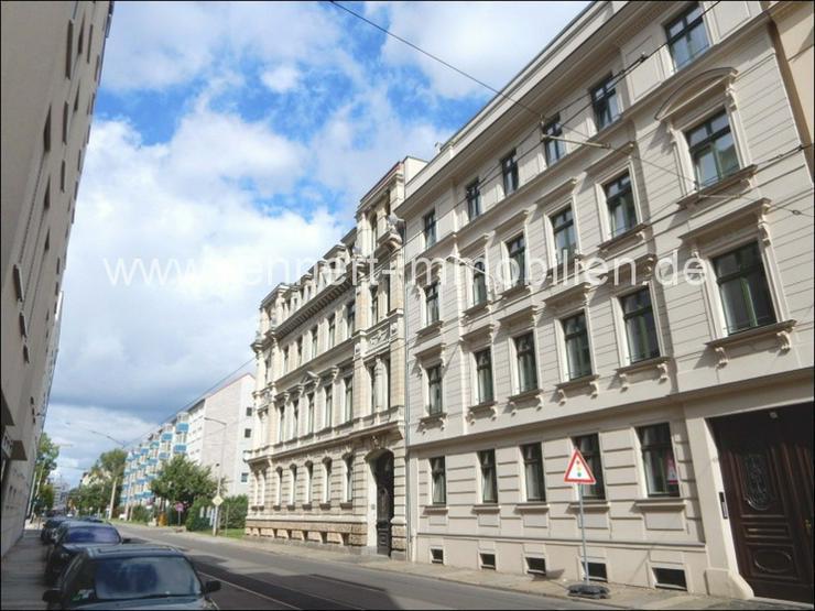 Bild 2: +++ Moderne 2-Raumwohnung mit Balkon und Terrasse in der Südvorstadt +++