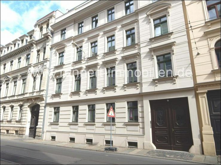+++ Moderne 2-Raumwohnung mit Balkon und Terrasse in der Südvorstadt +++ - Wohnung mieten - Bild 1