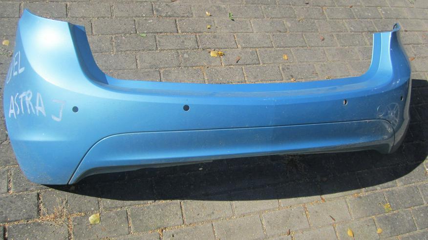 Astra J 7 Stosstangen hinten/vorne/Türen/Kotf