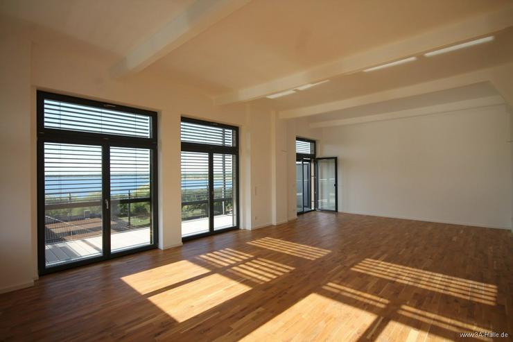 Bild 2: Exklusives Wohnen mit Panoramablick auf die Goitzsche Wohnen und Erholen ganz einfach verb...